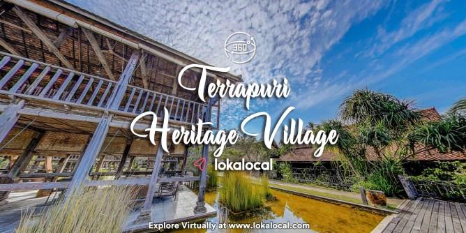 Ultimate Virtual Tours in Malaysia - Terrapurri Heritage Village - www.lokalocal.com