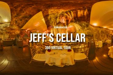 360° Virtual Tour – Jeff's Cellar