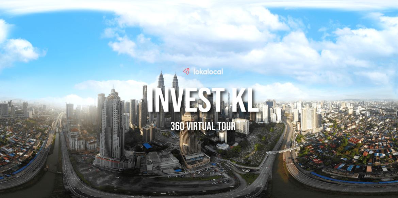 360° Virtual Tour – Invest KL