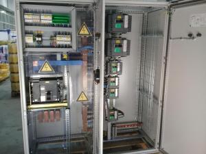 Armoire électrique basse tension