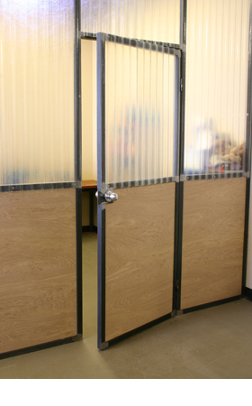 Interior Doors At Loki Custom Furniture