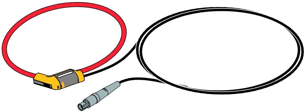 medium resolution of flexible current transformer 100a 5000a 40 hz to 5 khz fluke 1750