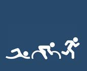 Triathlon logotype