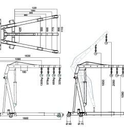 hydraulic engine crane t 32002e hydraulic engine crane manufacturer engine crane diagram [ 1600 x 1450 Pixel ]