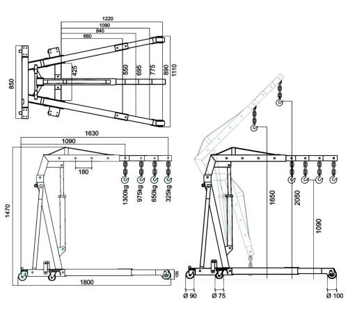 small resolution of hydraulic engine crane t 32002e hydraulic engine crane manufacturer engine crane diagram