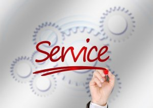 Service - 10 Commandments of Good Business