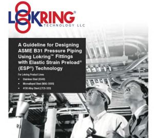 LOKRING ASME B31 Design Guide
