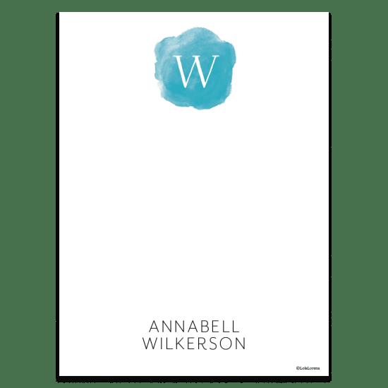 Letterwash Notecards