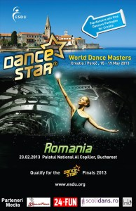 ESDU DanceStar Romania 2013