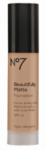 No7 Beautifully Matte Liquid