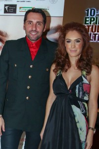 Paul Bălăneanu / hairstylist & Iuliana Călinescu / managing director Salon Elis