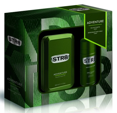 STR8 Adventure Eau de Toilette & Deo