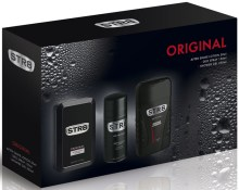 STR8 Original After Shave Lotion & Deo & Shower Gel