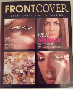 Front Cover New Sparkler by Sephora