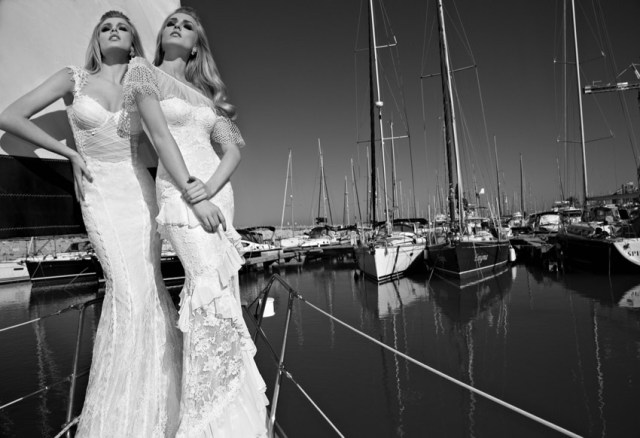 Nina & Sherry by Galia Lahav