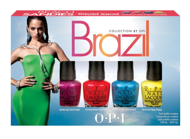 OPI Brazil Beach Sandies