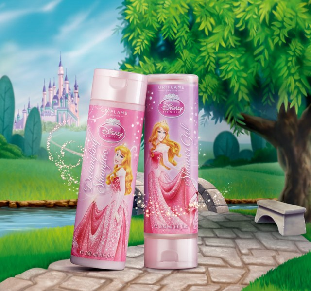 Oriflame Disney Princess