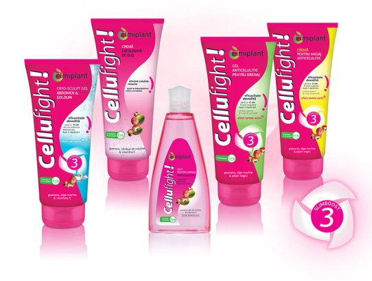 «Arma» anticelulită: Cellufight! Cryo-Sculpt Gel