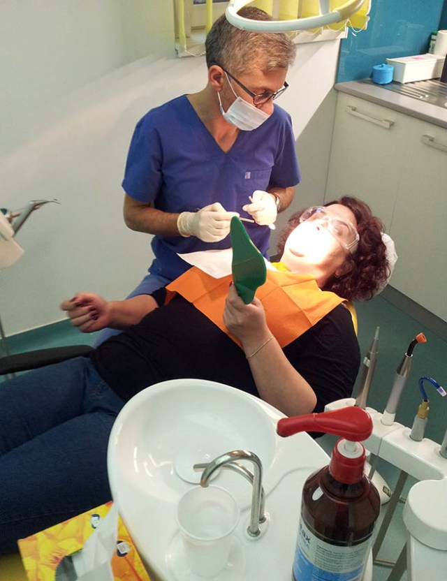 Crystal Dental Clinic, profilaxie