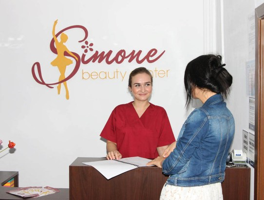 Pregătiri de vară la Simone Beauty Center