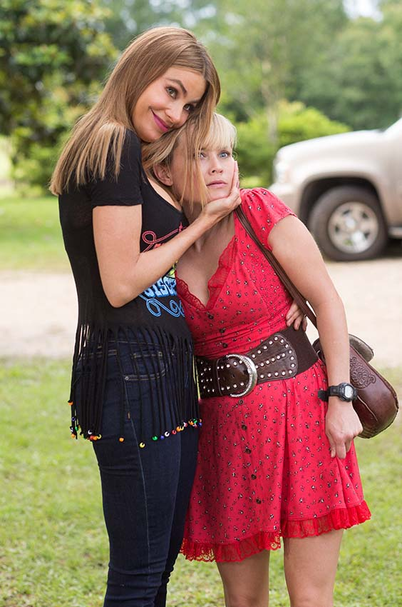 Hot Pursuit, Sofia Vergara & Reese Witherspoon
