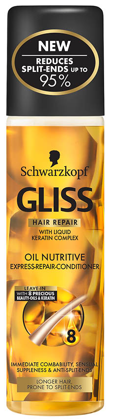 GLISS Oil Nutritive Express Repair, balsam-express