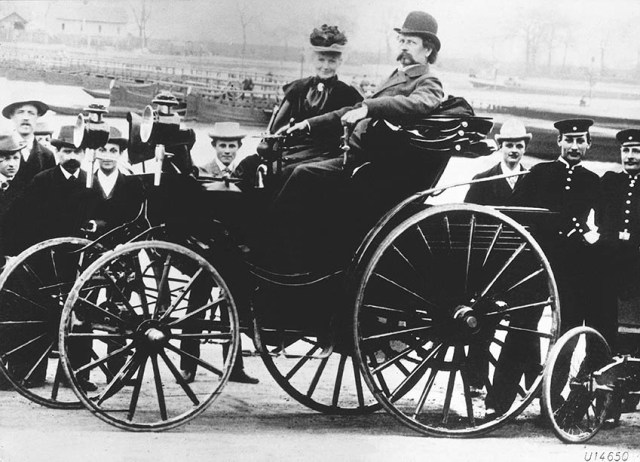 Bertha & Karl Benz