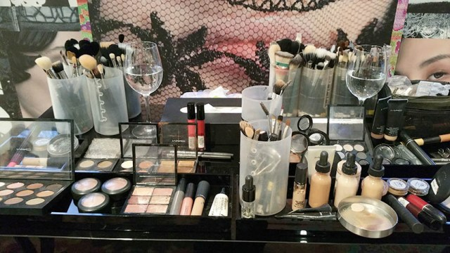 MAC Cosmetics tendinţe FW15