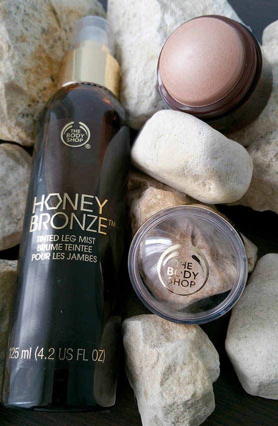 The Body Shop Honey Bronze