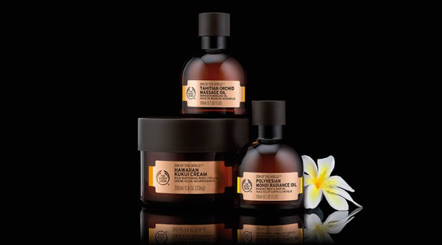 Ritual de serenitate Spa of the World: Polynesian Monoi Radiance Oil, Hawaiian Kukui Cream, Tahitian Orchid Massage Oil