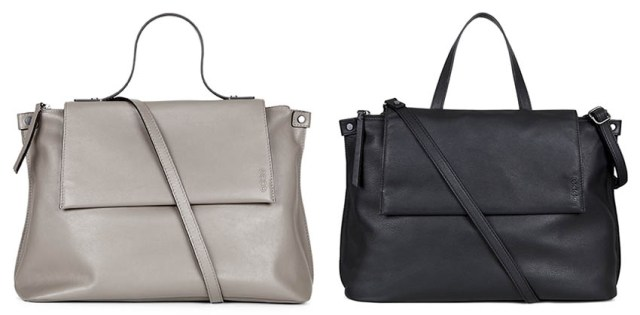 ECCO Sculptured Satchel
