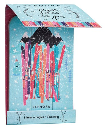 Sephora Xmas Collection, Nails To Go