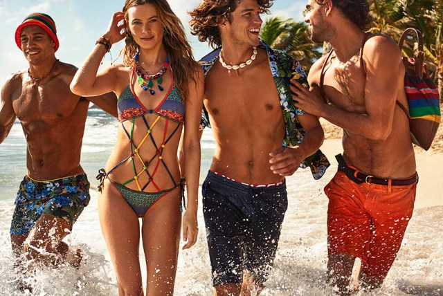 Wish You Were Here, colecţie Tommy Hilfiger spring16