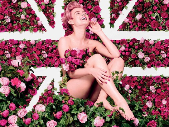 The Body Shop aniversează 40 de ani cu British Rose