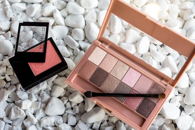 Maybelline Face Studio Master Blush & The Blushed Nudes Palette