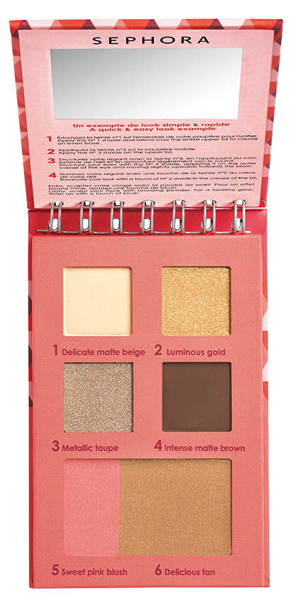 Sephora Must-have makeup palette