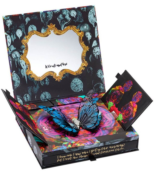 Urban Decay, paletă Alice Through the Looking Glass