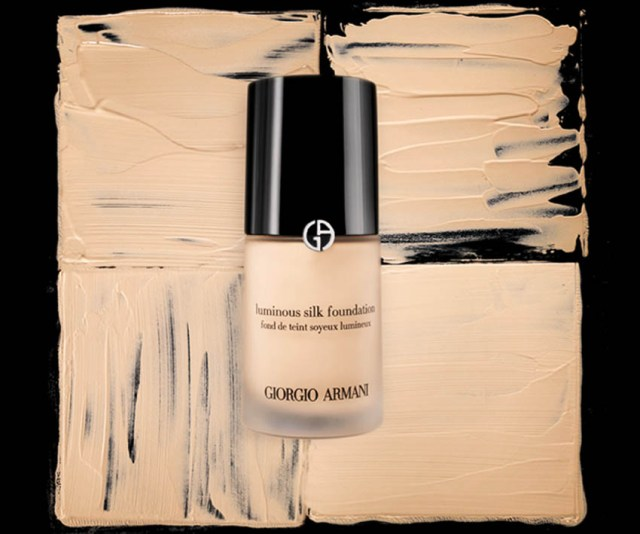 Giorgio Armani Beauty, Luminous Silk Foundation