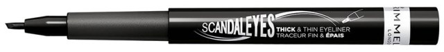 Rimmel London ScandalEyes Thick & Thin Liner
