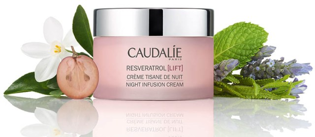 Caudalie Resveratrol [Lift] Night Infusion Cream