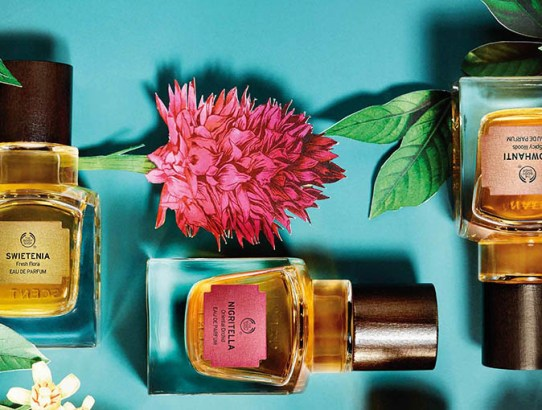 The Body Shop anunţă: Elixirs of Nature Down To Earth