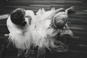 Bruidsmeisjes - fotografie
