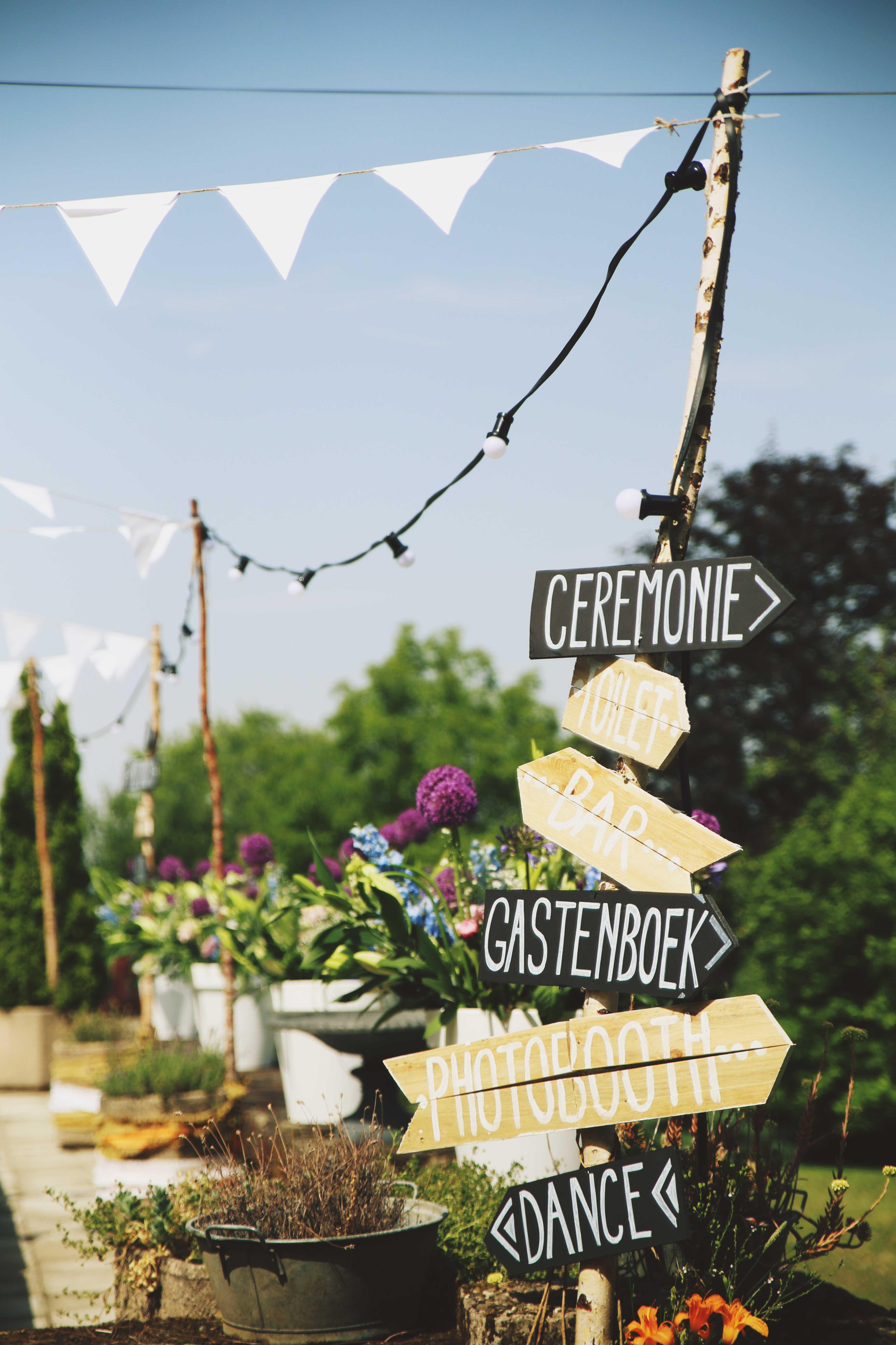 Bruiloft Frankrijk