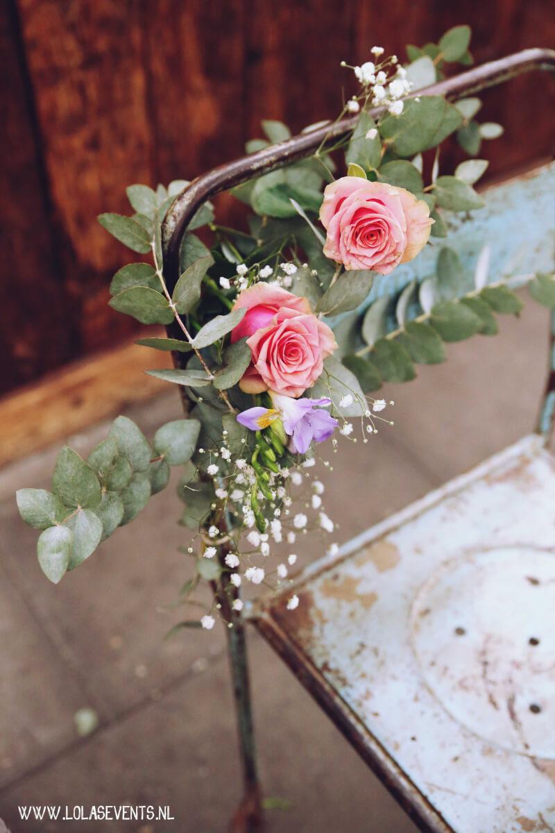 bruidsstoel