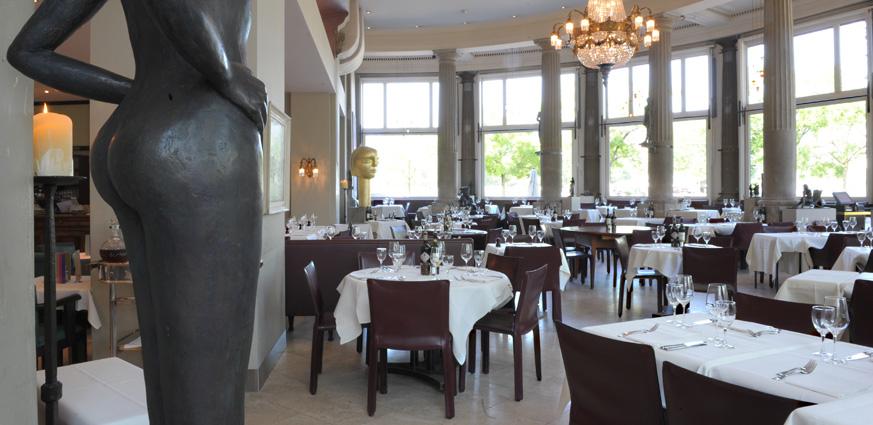 Restaurant Terrasse Zürich Matelas 2017