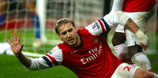 The Greatest 5 Lord Nicklas Bendtner Quotes | LOL Football