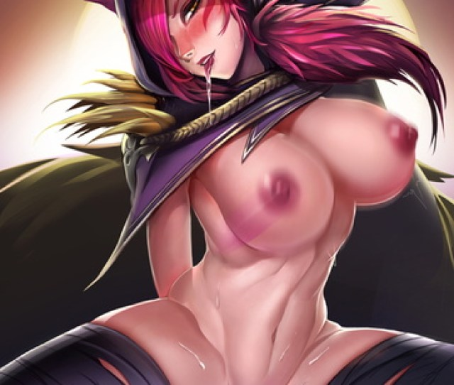 Xayah League Of Legends Lol Porn 3786697 Jpeg