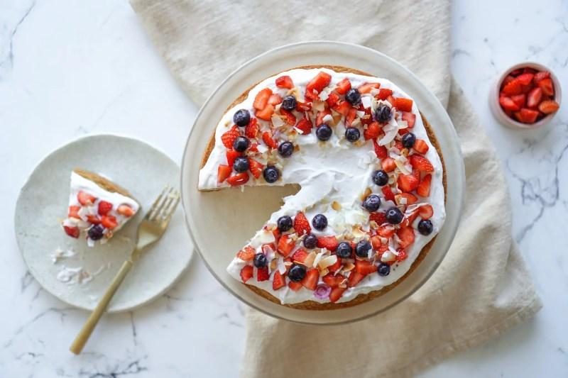 torta keto saludable