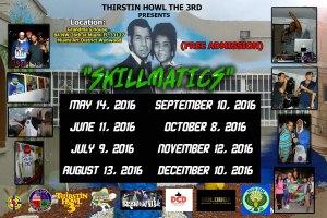 Skillmatics - Hip Hop, Art Show Wynwood