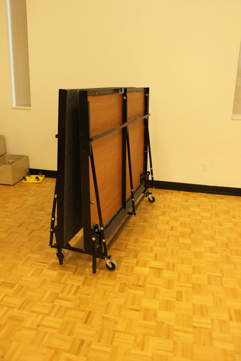 folding chair wall rack isabella dining products » mobile stage | lolimpin gym equipment ltd. 416-298-4646